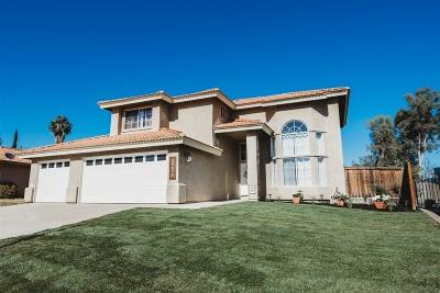 Murrieta CA Single Family Home For Sale: $435,000