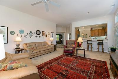 Escondido Single Family Home For Sale: 3119 Olive Knoll Pl