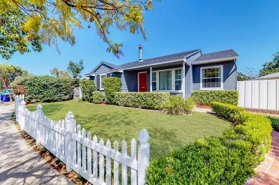 Single Family Home Pending: 6665 Delbarton Street