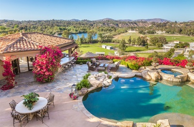 Rancho Santa Fe Single Family Home For Sale: 5942 Via Canada Del Osito