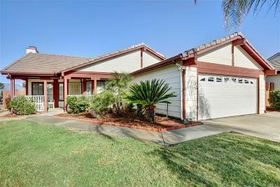 Wildomar Single Family Home For Sale: 33835 Tamerron Way
