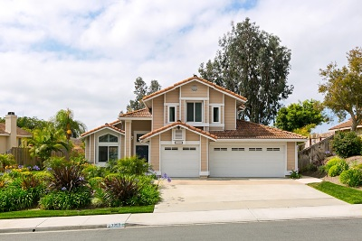 Oceanside Single Family Home For Sale: 3393 Golfers Dr.