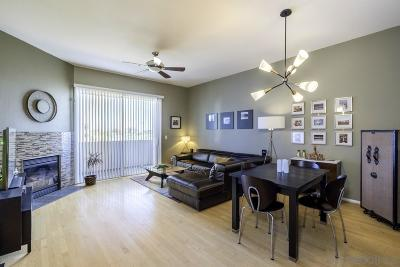 San Diego Attached For Sale: 4080 Front St #306