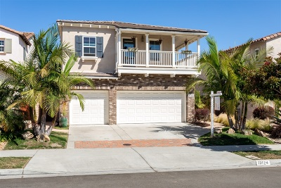 Single Family Home For Sale: 13124 Chambord Way