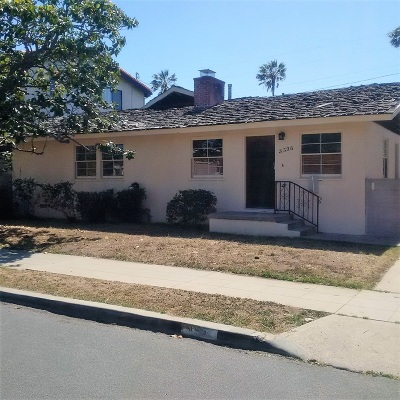 Crown Point Single Family Home For Sale: 3536 Buena Vista Street