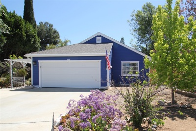 Vista Single Family Home For Sale: 542 Shady Glen Drive