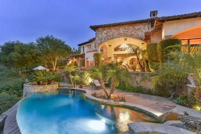 Rancho Santa Fe Single Family Home For Sale: 18414 Calle La Serra