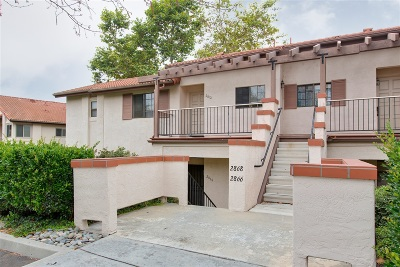 Carlsbad Attached For Sale: 2866 Englewood Way