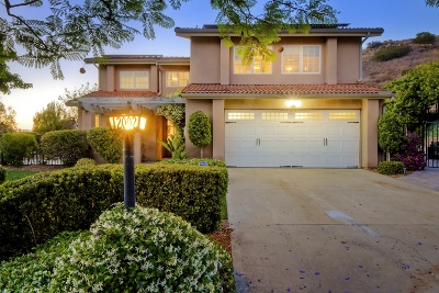 Rancho Bernardo, San Diego Single Family Home For Sale: 12002 Cotorro Way