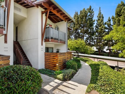 Attached For Sale: 1650 El Camino Real #204