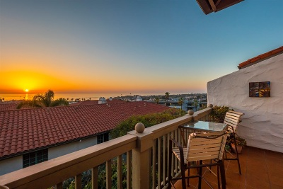 Encinitas Townhouse For Sale: 330 Vista Del Rey