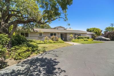 La Jolla Single Family Home For Sale: 8615 La Jolla Scenic Dr N