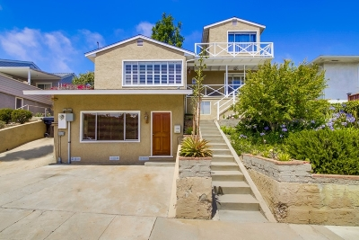 San Diego Single Family Home For Sale: 3312 Avenida De Portugal