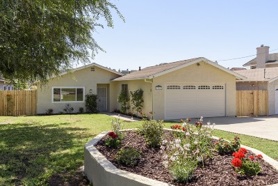 Poway Single Family Home Back On Market: 13857 Eisenhower Ave