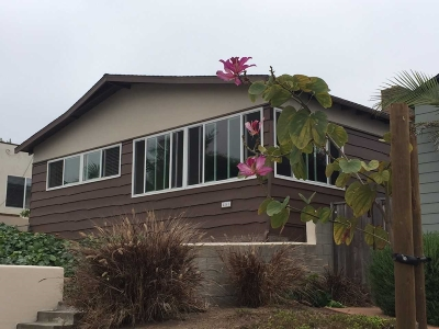 Ocean Beach Single Family Home For Sale: 4541 Brighton Ave.