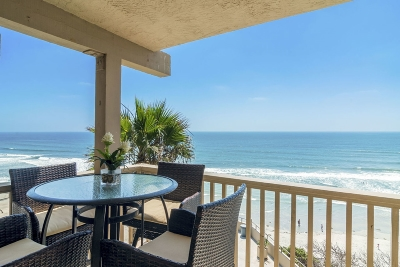 Solana Beach Attached For Sale: 833 Beachfront Drive #C