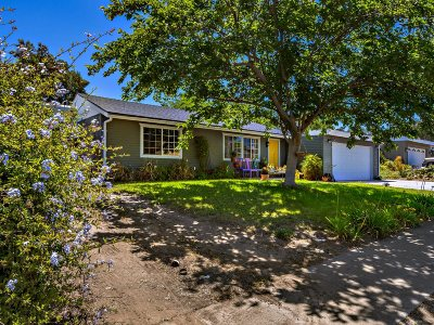 Vista Single Family Home For Sale: 821 Beverly