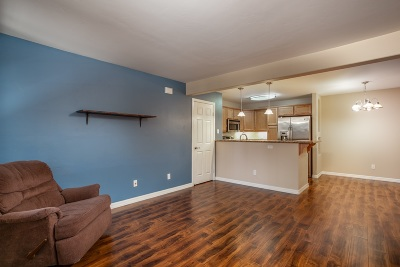Attached For Sale: 5252 Balboa Arms Dr #122