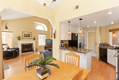 Single Family Home For Sale: 2214 Hilton Head Glen