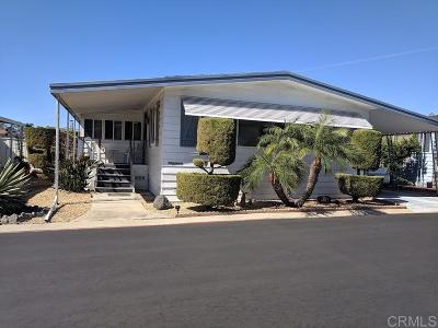San Marcos Mobile/Manufactured For Sale: 1401 W El Norte Pkwy #300
