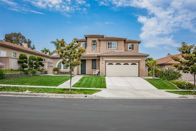 Chula Vista Single Family Home For Sale: 1208 Atwater St