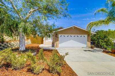 North Park, North Park - San Diego, North Park Bordering South Park, North Park, Kenningston, North Park/City Heights Single Family Home For Sale: 2461 Haller St