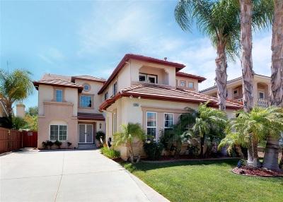 Murrieta CA Single Family Home For Sale: $539,000