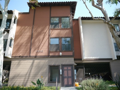 San Diego Attached For Sale: 2950 Broadway #23