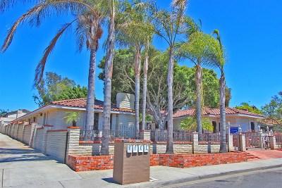San Diego Multi Family 2-4 For Sale: 215-217 Willie James Jones Ave