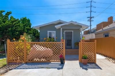 North Park, University Heights Multi Family 2-4 For Sale: 4329 Utah Street