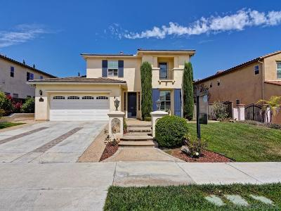 Chula Vista Single Family Home For Sale: 1688 Copper Penny Dr
