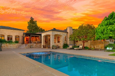 Rancho Santa Fe Single Family Home For Sale: 17222 Via Recanto