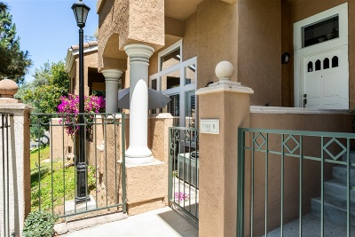 Attached For Sale: 7140 Calabria #B