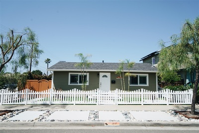 Single Family Home For Sale: 1045 S Nevada Street
