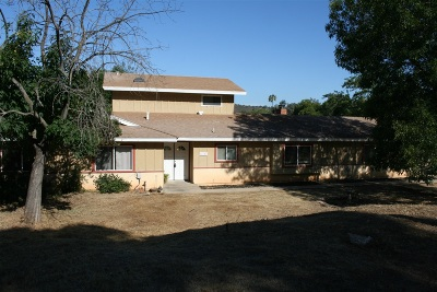 Single Family Home For Sale: 14153 Jamul Drive