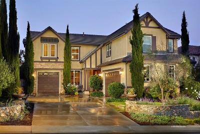 San Marcos Single Family Home For Sale: 1663 Trenton Way