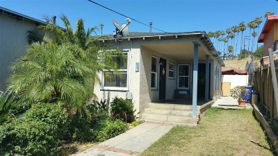 Vista Multi Family 2-4 For Sale: 525-27 N Citrus Ave