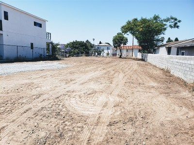 San Diego Residential Lots & Land For Sale: 3077 Martin Ave #5 & 6