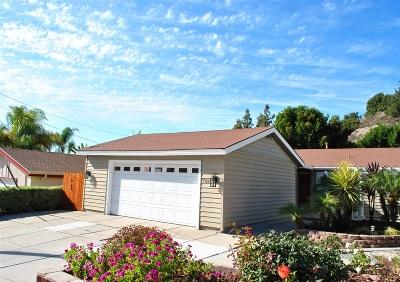 Single Family Home For Sale: 7229 Hamlet Ave