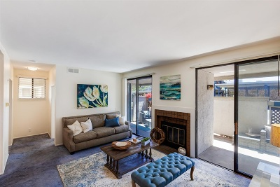 San Diego Attached For Sale: 2222 River Run Dr #128