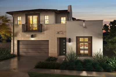 Single Family Home For Sale: 6201 Sagebrush Bend Way Lot 126