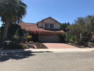 Escondido CA Single Family Home For Sale: $689,000