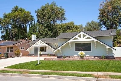 Single Family Home For Sale: 1428 San Altos Place