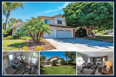 Oceanside Single Family Home For Sale: 5005 Sunbright Ct