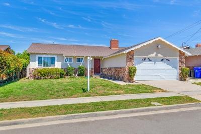San Diego Single Family Home For Sale: 157 Siena St