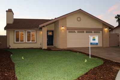 San Diego CA Single Family Home For Sale: $549,900