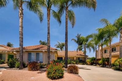 Oceanside Single Family Home For Sale: 4486 Old River St.