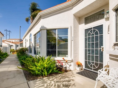 Oceanside Attached For Sale: 3395 Corsica Way