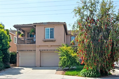 San Marcos CA Single Family Home For Sale: $774,000