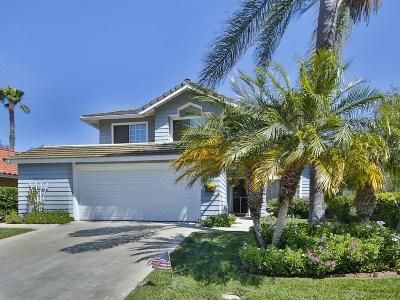 Oceanside Single Family Home For Sale: 5357 Gooseberry Way